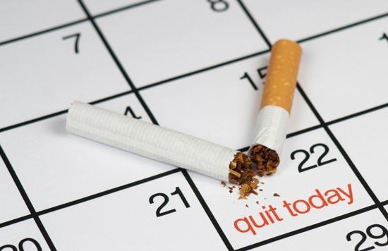 To Quit Smoking