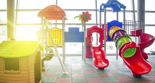 Make an indoor slide with some easy tips