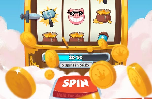 What you have to do in Coin Master Game