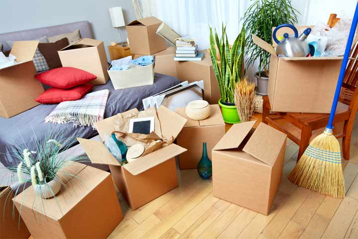 moving house packing checklist
