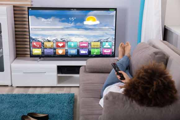 How does a TV streaming box work