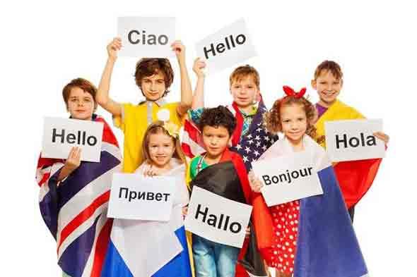 Choose the most used language worldwide