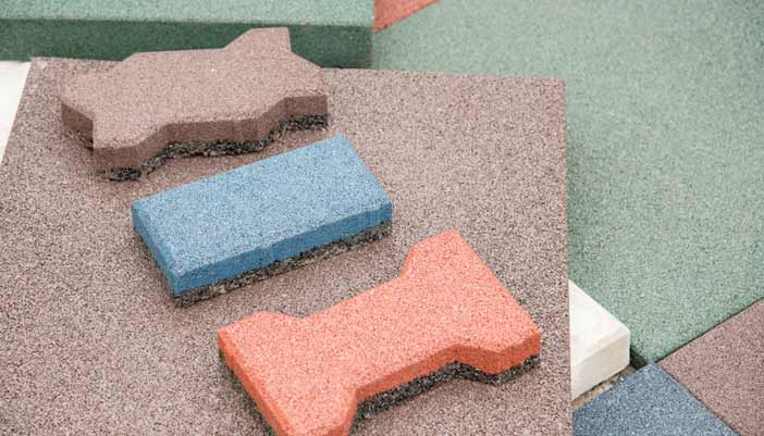 Features Of Rubber Flooring
