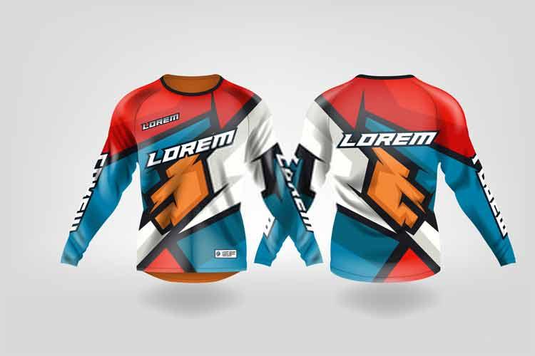 custom BMX racing jerseys