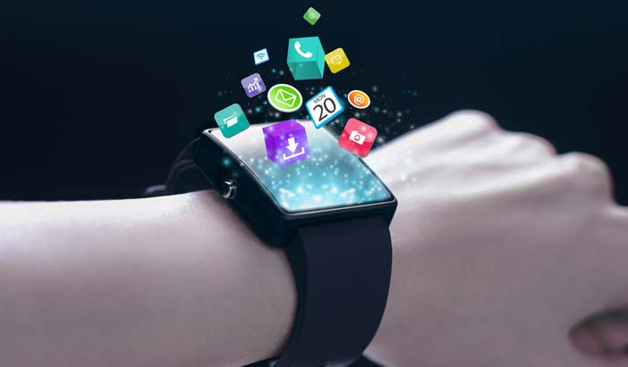 the Smartwatch