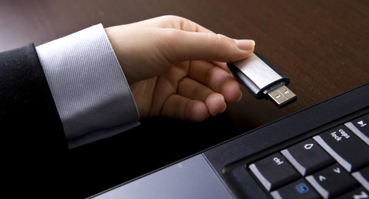 How to Password Protect a USB Stick