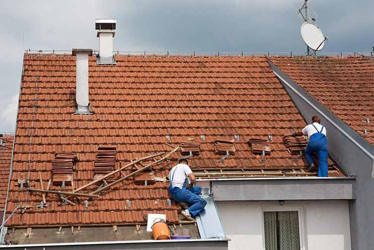 How much does it cost to Repair a Flat Roof
