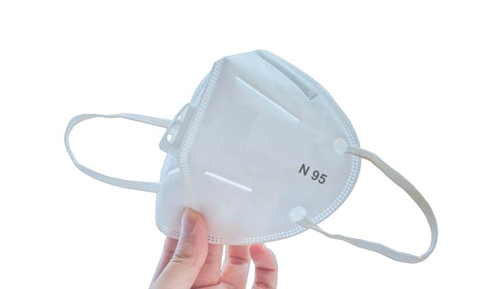 How to Clean a Pollution Mask