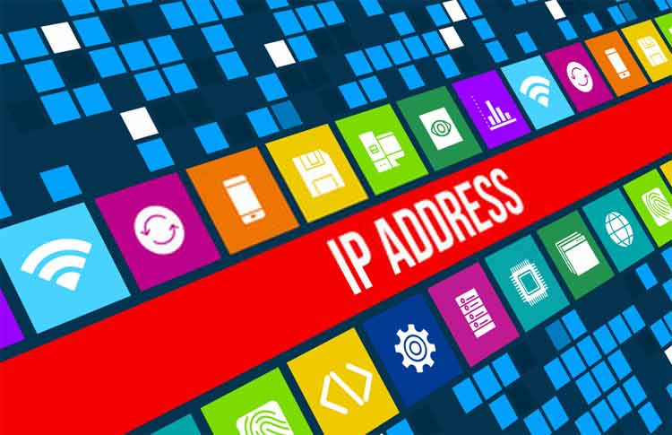 What is an ip address and how does it work