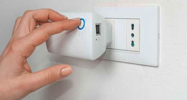 Wi-Fi Booster Use