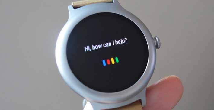 How To Use Smartwatch Google Voice