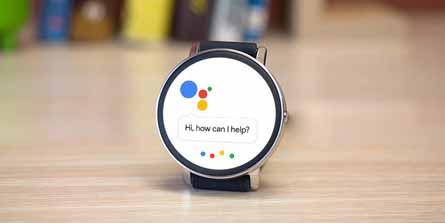Use Smartwatch Google Voice