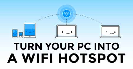 How To Share Your LAN Network