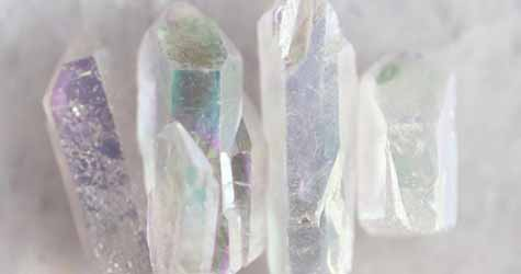 Steps to Measure the Raw Crystal
