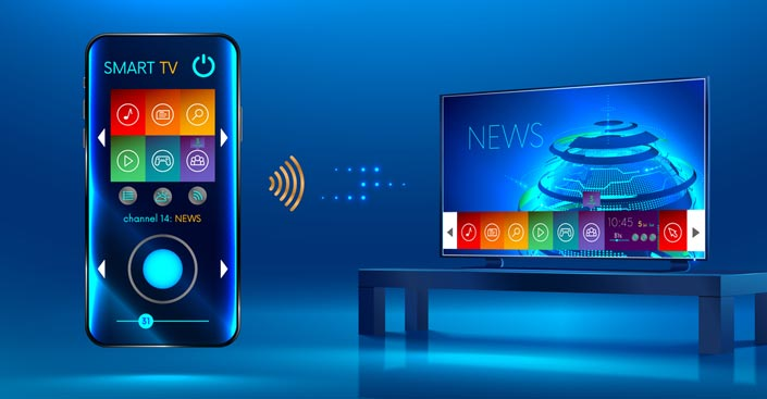 How do I Connect my Smartphone to My Smart TV