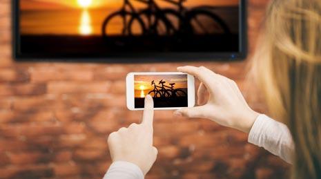Smartphone to My Smart TV