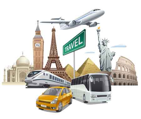 Benefits of using railway transportation for tourism