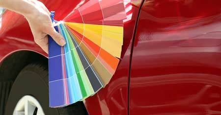 How Do You Protect A Car After Painting