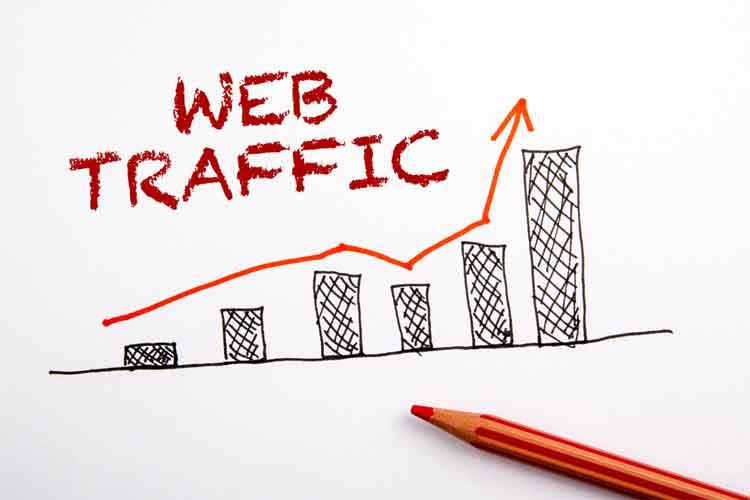 Increasing Traffic to Web Journalism