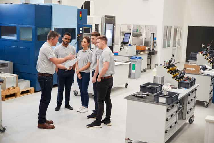 CNC Training and Certification