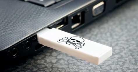 USB Stick that Removes All Viruses