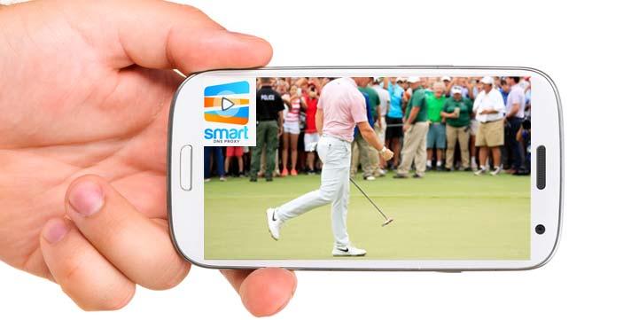 Us Open Golf 2021 Watch Online Using Smart DNS Proxy