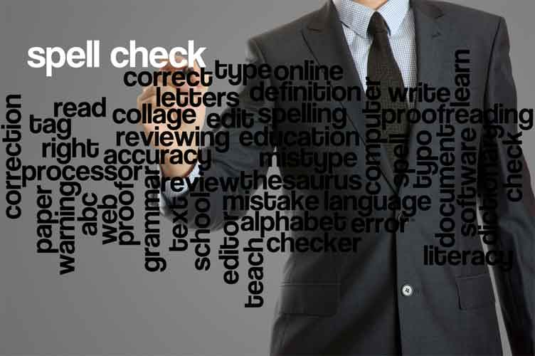 Using Mircosoft Office's Spell and Grammar Checkers!