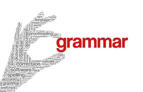 Using the spell and grammar checkers
