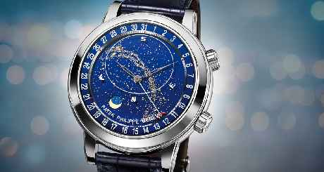 Patek Philippe watches are available for sale