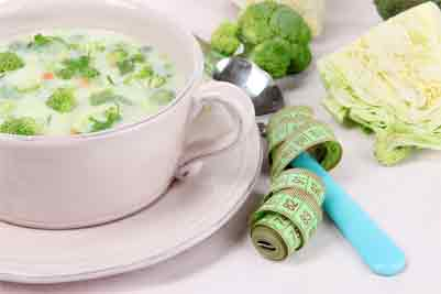 Cabbage soup is a low-calorie and sodium meal that can help you lose weight