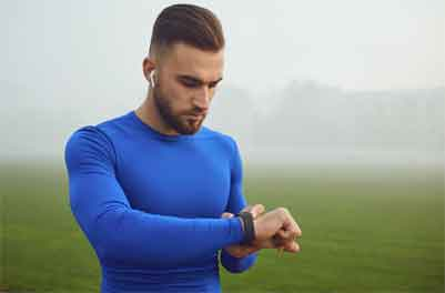 Tips for setting up your fitness tracker