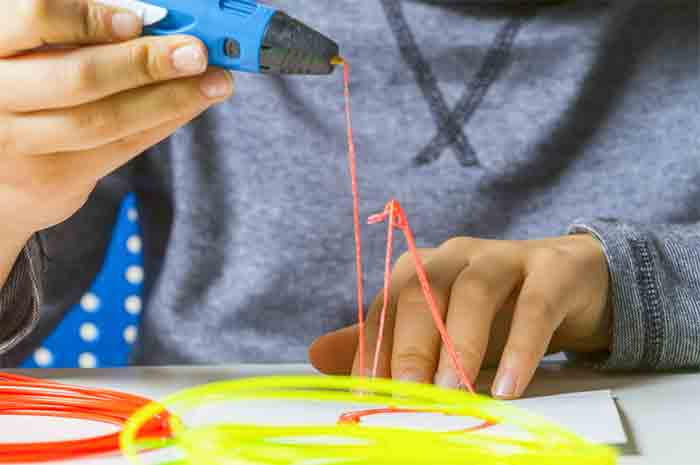 5 Reasons Why Everyone Should Use A 3D Pen