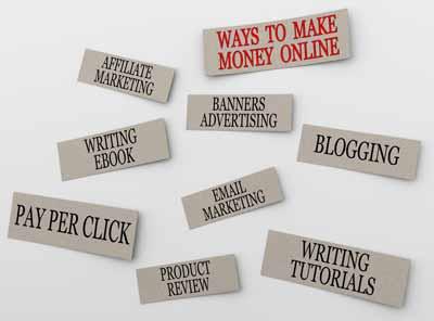 Way to make money online